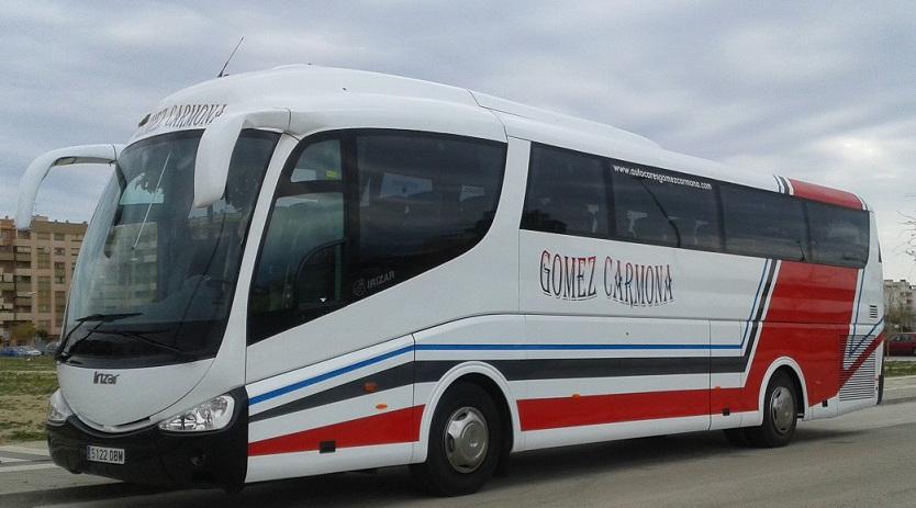 Autocares Gómez Carmona